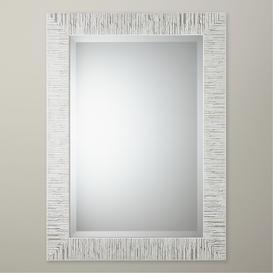 image-John Lewis & Partners Blanca Rectangular Wall Mirror