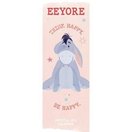 image-Eeyore Slim Calendar 2021