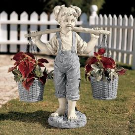 image-Flowers for Felicity Garden Statue Design Toscano