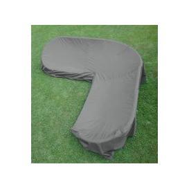 image-Corner Sofa Cover Large