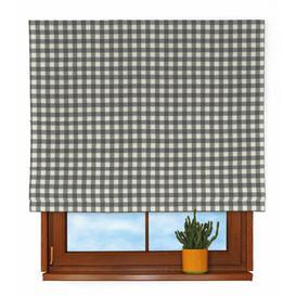 image-Picture Roman Blind Dekoria Size: 170 cm L x 130 cm W, Colour: Grey / Ecru