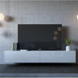"""image-Coan TV Stand for TVs up to 88"""" Wade Logan"""