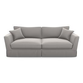 image-Weybourne 3 Seater Sofa in House Velvet- Elephant