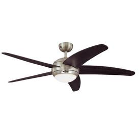 image-132cm Trinity 5 Blade Ceiling Fan Mercury Row