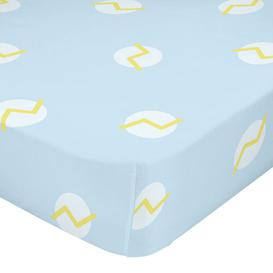 image-Yeager Fitted Cot Sheet Isabelle & Max