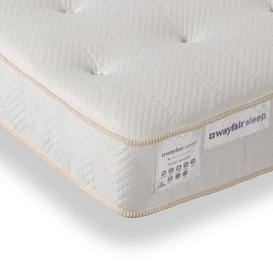image-Pocket Memory 800 Mattress Wayfair Sleep Size: European Double (140 x 200cm)