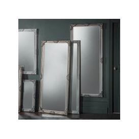 image-Gallery Direct Fiennes Rectangular Leaner Mirror - Stone Grey 70cm x 160cm