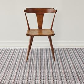 image-Chilewich - Heddle Woven Floor Mat - Dogwood