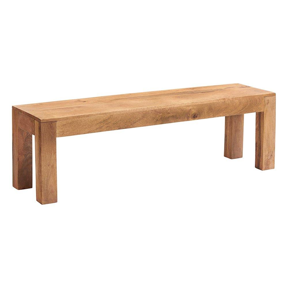 image-Toko Light Mango Furniture Dining Room Bench