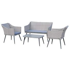 image-Nantan 4 Seater Sofa Set Dakota Fields
