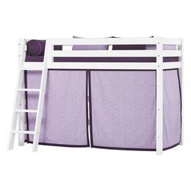 image-90 x 200cm High Sleeper Bed Hoppekids Colour: White