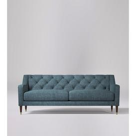 image-Swoon Pritchard Three-Seater Sofa in Safari House Weave
