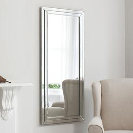 image-Gallery Direct Chambery Leaner Mirror - Pewter