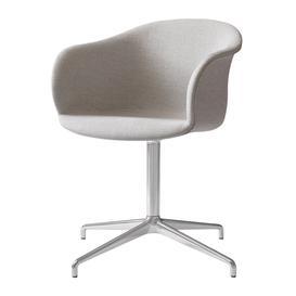image-&Tradition - Elefy Desk Chair - Aluminium