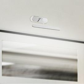 image-2 Light LED Wall Picture Light Mercury Row Finish: Chrome