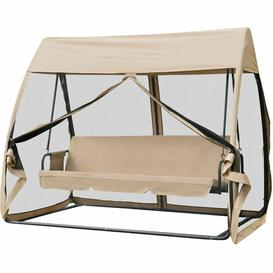 image-Swing Seat Freeport Park Colour: Beige