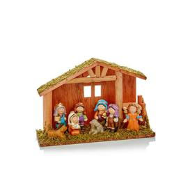 image-Childrens Nativity Set