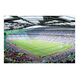image-Football Stadium 1.9m x 288cm Children's Wallpaper Roll East Urban Home
