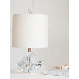 image-Pottery Barn Kids Diamond Gem Table Lamp