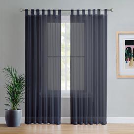 image-Birdsall Tab Top Sheer Curtain