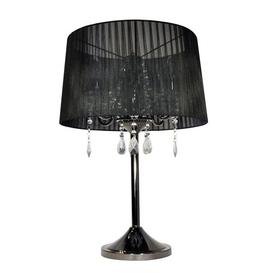 image-Cali 62cm Table Lamp Willa Arlo Interiors Shade Colour: Black