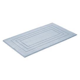image-Feeling Bath Mat Vossen Size: 67 x 120cm, Colour: Blue jewel
