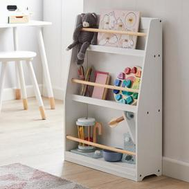 image-Kids White Bookcase White