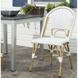 image-Charisse Stacking Dining Chair Sol 72 Outdoor
