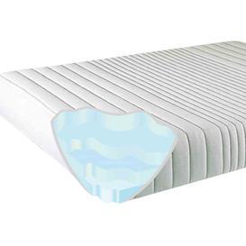 image-Joseph Waves Ortho Foam Comfort Mattress - Super King Size