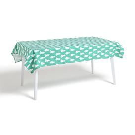 image-Argos Home Christmas Tree Wipe Clean Table Cloth