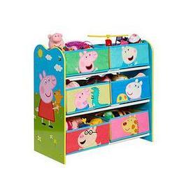 image-Hello Home Peppa Pig Kids' Storage Unit