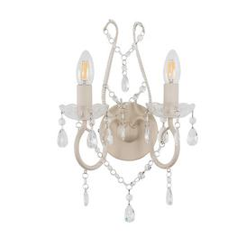 image-Finnigan Twin Arm Wall Light Lily Manor