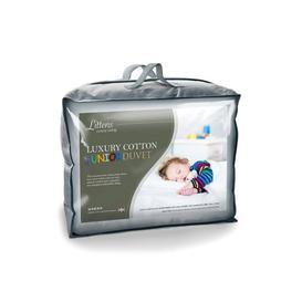 image-7.5 Tog Luxury Cotton Junior Cot Bed Duvet