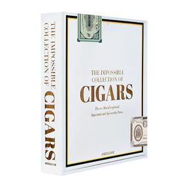 image-Assouline - The Impossible Collection of Cigars Book
