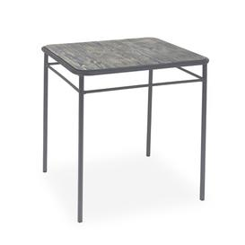 image-Aleck Dining Table Sol 72 Outdoor Colour: Grey