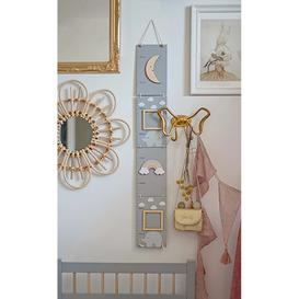 image-Wooden Growth Chart