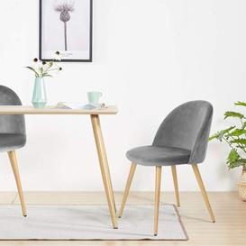 image-Pisano Upholstered Dining Chair