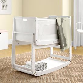 image-SnuzPod 3 Bedside Crib Snuz Finish: White