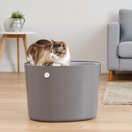 image-Cat Standard Litter Box