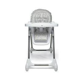image-Mamas & Papas Snax Highchair - Grey Spot