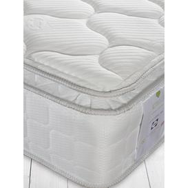 image-Sealy Activsleep Latex 1400 Pocket Spring Pillowtop Mattress, Medium Tension, Super King Size