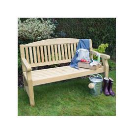 image-Forest Garden Harvington Bench - 5ft