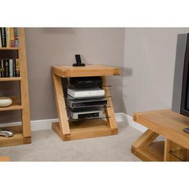 image-Infinity Solid Oak HiFi Unit