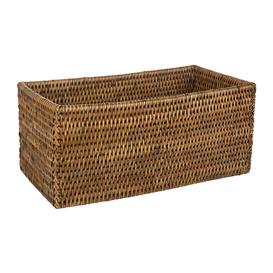 image-Decor Walther - Basket UTB Multi-Purpose Box - Dark Rattan