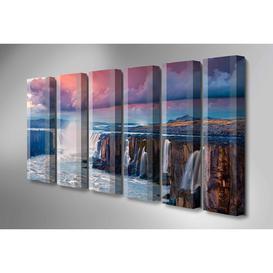image-Waterfall 40 Pair Shoe Storage Cabinet