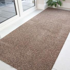image-Brown Durable Eco-Friendly Washable Mats - Hunter - Cut to Measure
