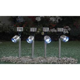 image-Brincken Solar Spotlight 1 Light LED Pathway Light Sol 72 Outdoor