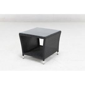 image-Matz Rattan Side Table Sol 72 Outdoor