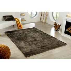 image-Asher Indoor/Outdoor Shag Mocha Rug Willa Arlo Interiors Rug size: Rectangle 120 x 170cm