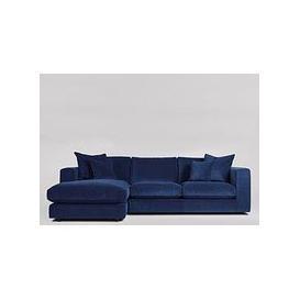 image-Swoon Althaea Fabric Left Hand Corner Sofa